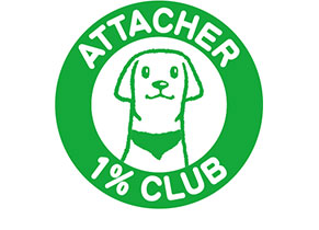 アタッシェ1%クラブ ロゴ
